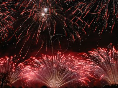 Jubilee Fireworks Bespoke Display 1