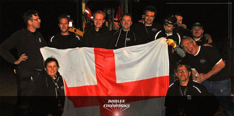 Jubilee Fireworks Winning Knokke Heist Competition