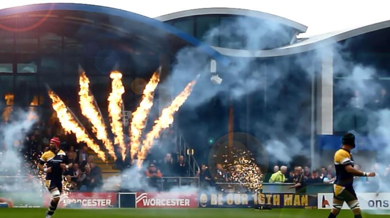 Fireworks Stadium