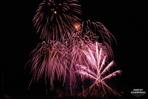 Knokke Fireworks Display