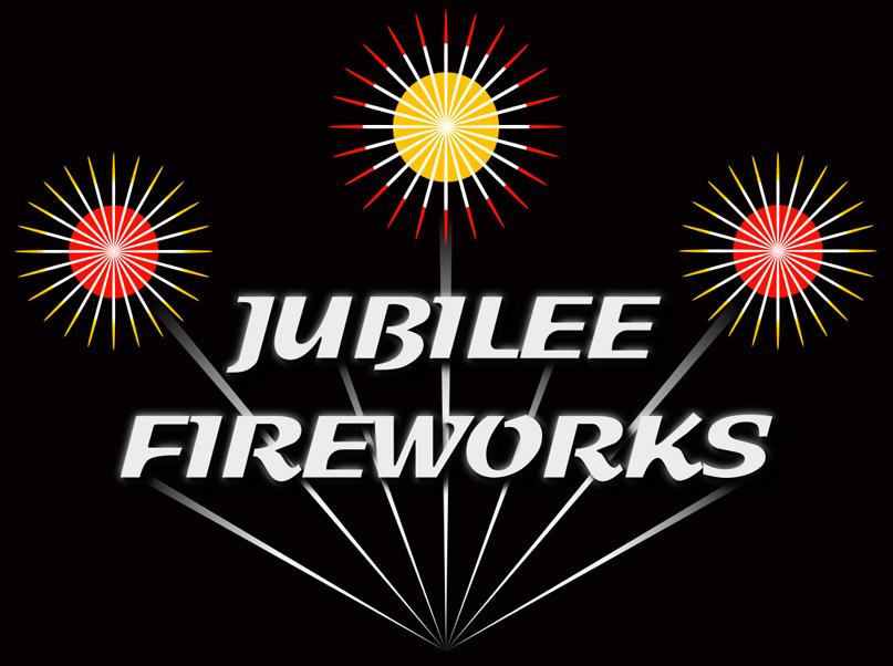 Jubilee Fireworks Logo