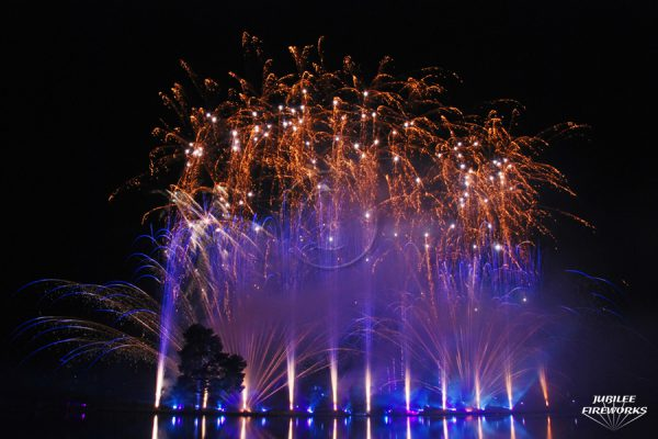 Jubilee Fireworks Alton Towers 2012 5