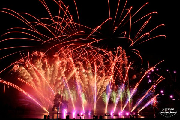Jubilee Fireworks Alton Towers 2015 4