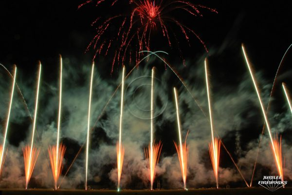 Jubilee Fireworks Festival of Fireworks 2011 1