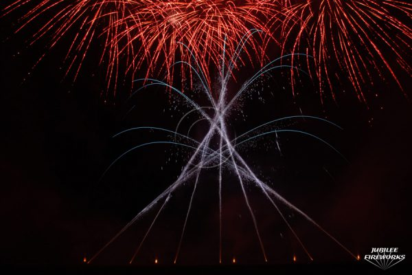Jubilee Fireworks Festival of Fireworks 2011 3