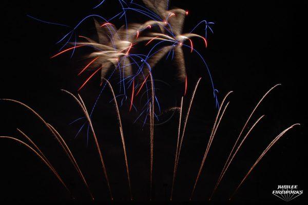 Jubilee Fireworks Festival of Fireworks 2012 2