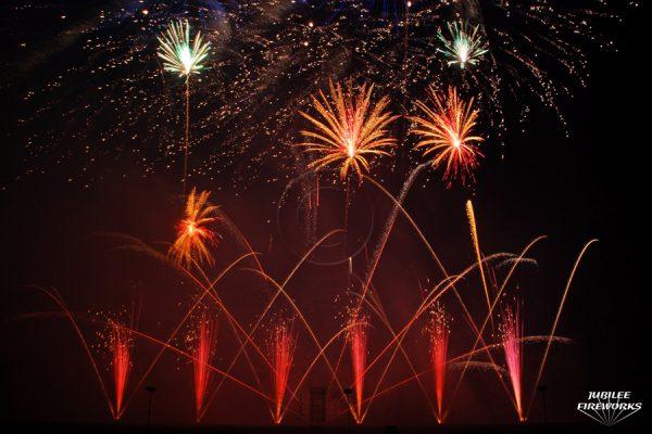 Jubilee Fireworks Festival of Fireworks 2012 3