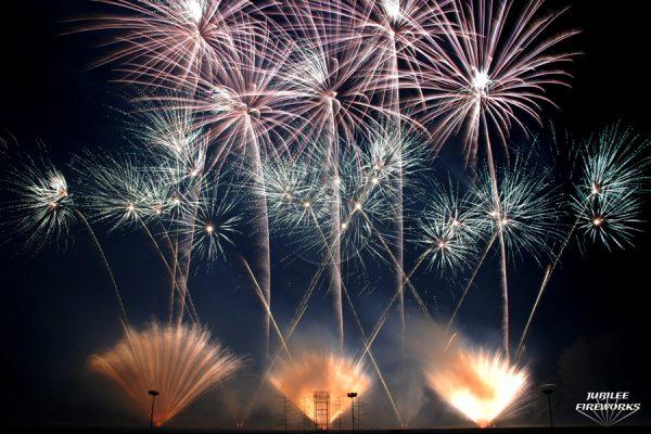Jubilee Fireworks Festival of Fireworks 2012 4