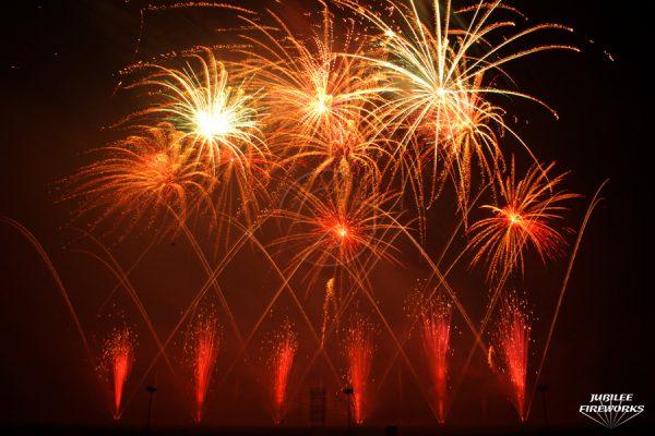 Jubilee Fireworks Festival of Fireworks 2012 6