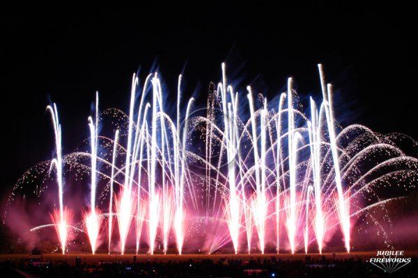 Jubilee Fireworks Festival of Fireworks 2013 3