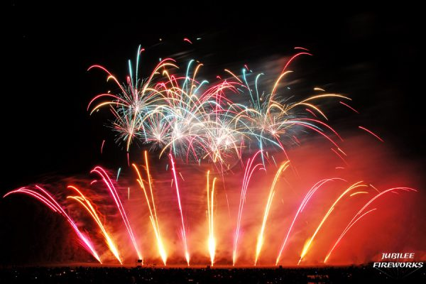 Jubilee Fireworks Festival of Fireworks 2014 3