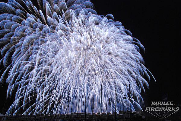 Jubilee Fireworks Knokke Heist Pyromusical Competition 2014 10