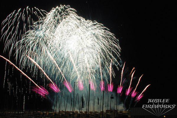 Jubilee Fireworks Knokke Heist Pyromusical Competition 2014 7