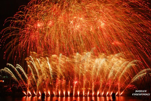 Jubilee Fireworks Montreal L'International Des Feux D'Artifice 2015 5