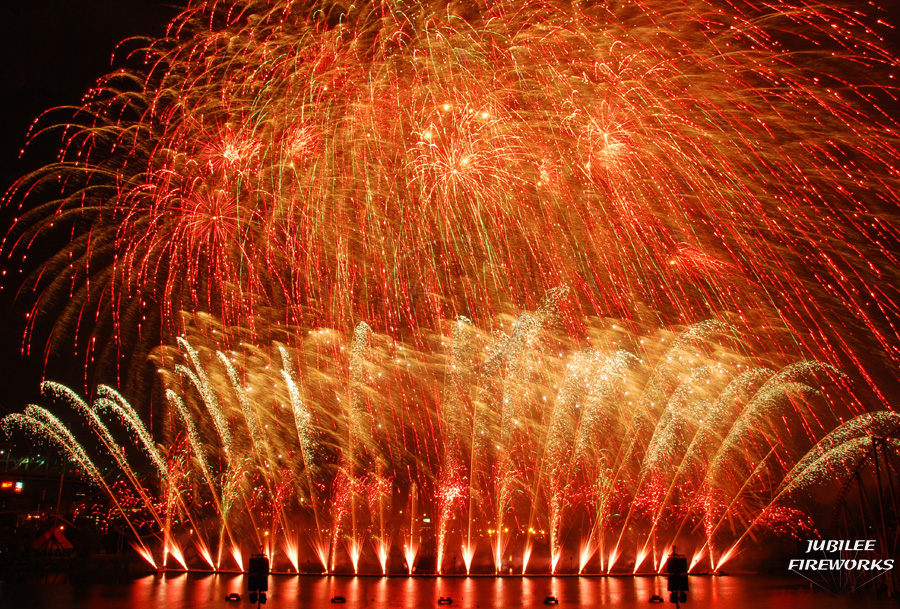 Pyromusical Competitions