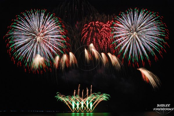Jubilee Fireworks Philippine International Pyromusical Competition 8