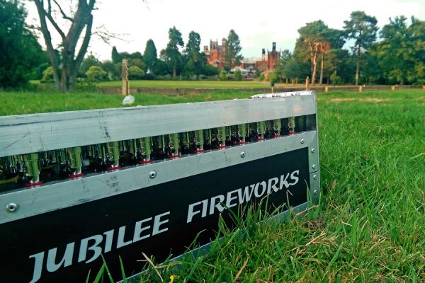 Jubilee Fireworks Wedding Display July 2015 2