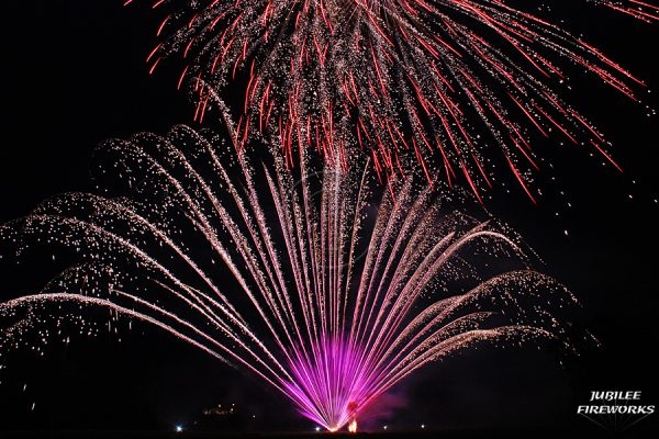 Jubilee Fireworks Wedding Display July 2015 5