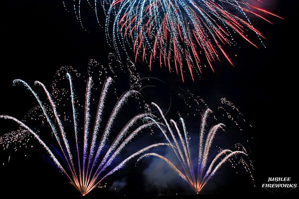 Jubilee Fireworks Wedding Display July 2015 6