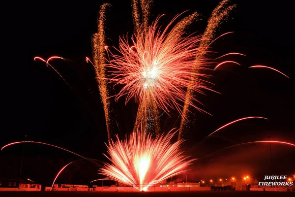 Jubilee Fireworks Wedding Display November 2015 3