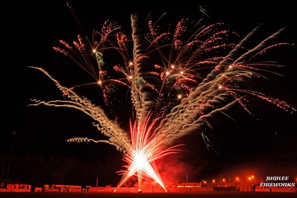Jubilee Fireworks Wedding Display November 2015 4
