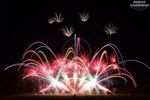 Jubilee Fireworks Festival of Fireworks 2015 1