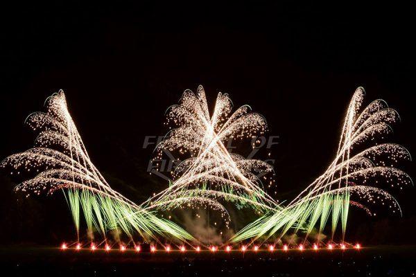 Jubilee Fireworks Festival of Fireworks 2018 1