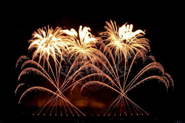 Jubilee Fireworks Festival of Fireworks 2018 2