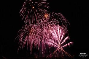 Knokke Fireworks Display