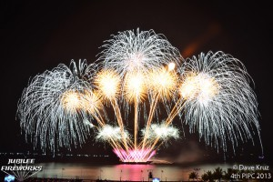 Manila Fireworks Display