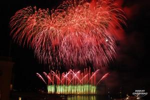 Monaco Fireworks Display