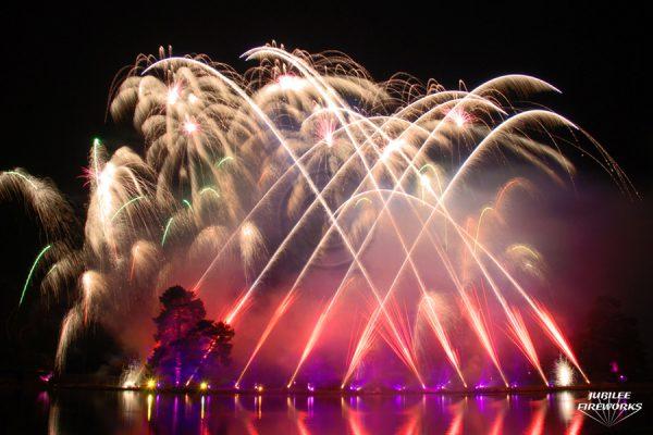 Jubilee Fireworks Alton Towers 2012 6
