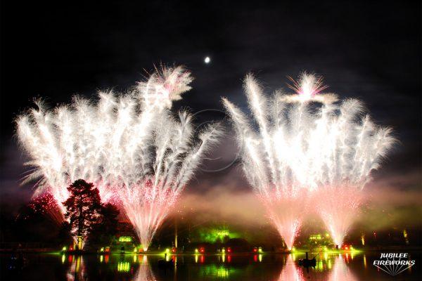 Jubilee Fireworks Alton Towers 2013 1
