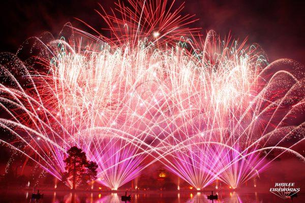 Jubilee Fireworks Alton Towers 2013 3