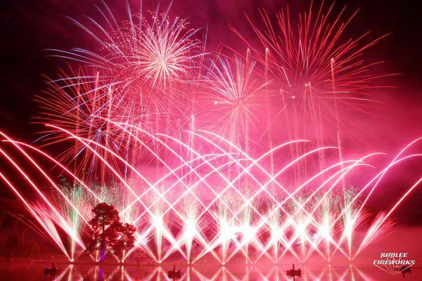 Jubilee Fireworks Alton Towers 2013 4