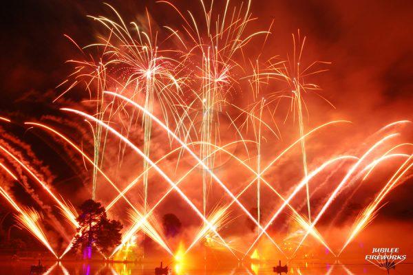 Jubilee Fireworks Alton Towers 2013 5