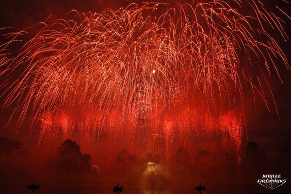 Jubilee Fireworks Alton Towers 2013 6