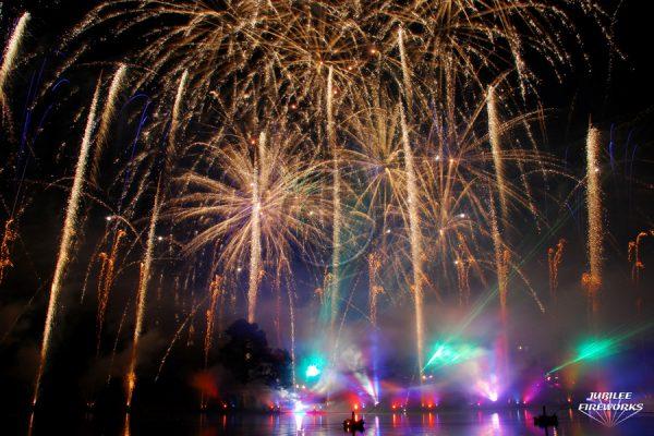 Jubilee Fireworks Alton Towers 2013 7