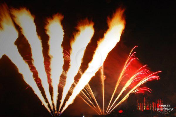 Jubilee Fireworks Alton Towers 2014 3