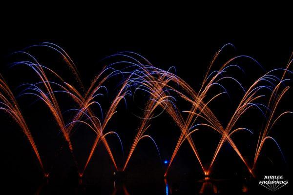 Jubilee Fireworks Alton Towers 2014 4
