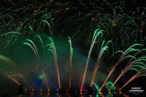 Jubilee Fireworks Alton Towers 2014 5