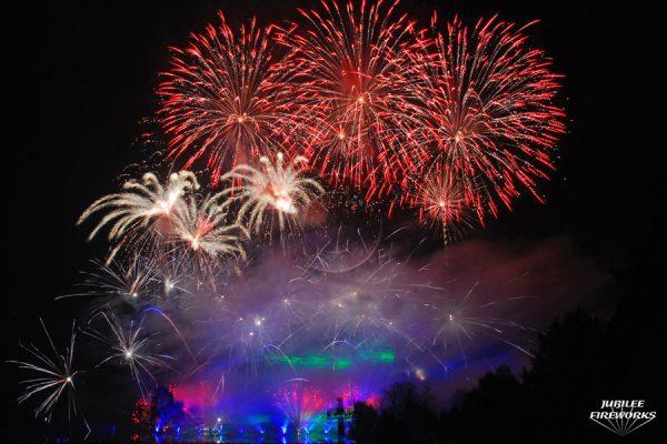 Jubilee Fireworks Alton Towers 2014 6