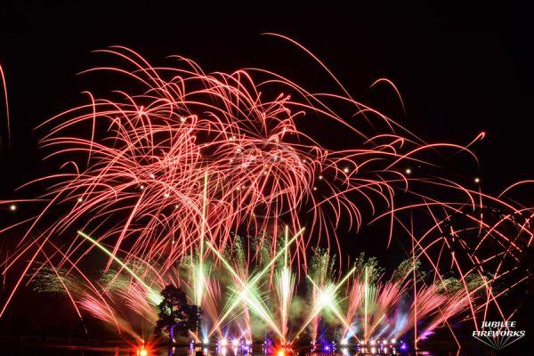 Jubilee Fireworks Alton Towers 2015 1