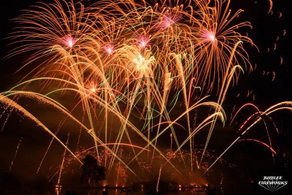 Jubilee Fireworks Alton Towers 2015 2