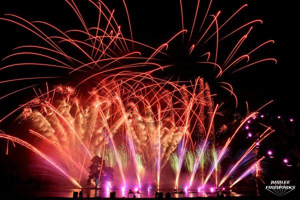 Jubilee Fireworks Alton Towers 2015 4