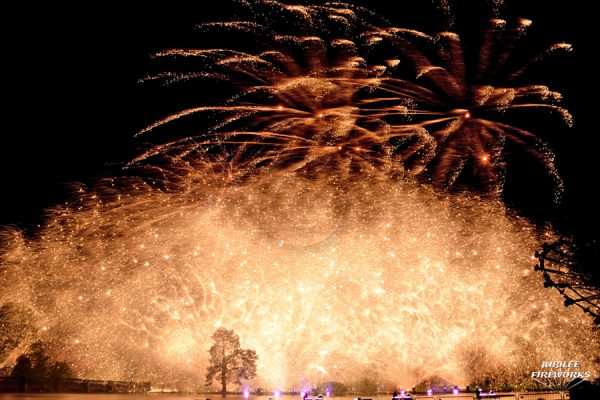 Jubilee Fireworks Alton Towers 2015 5