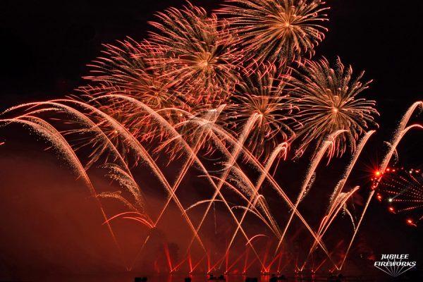 Jubilee Fireworks Alton Towers 2015 6