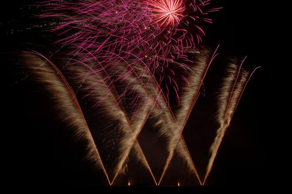 Jubilee Fireworks Festival of Fireworks 2009 2