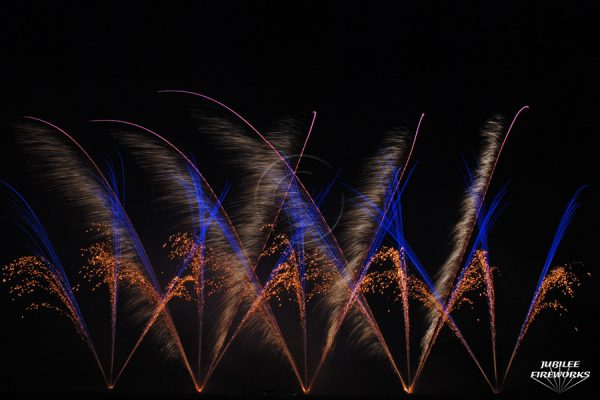 Jubilee Fireworks Festival of Fireworks 2009 3
