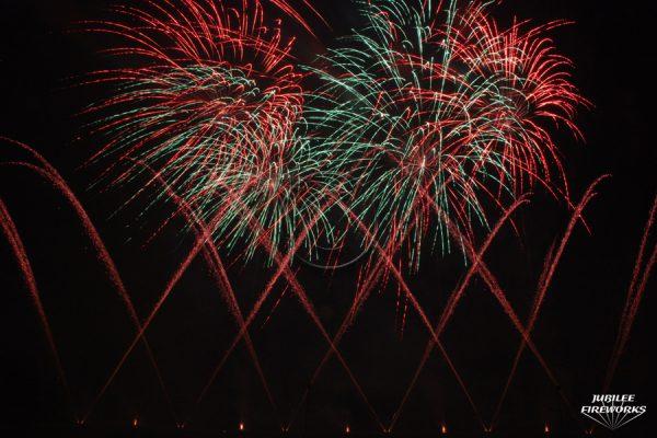 Jubilee Fireworks Festival of Fireworks 2009 4